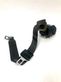 **CLEARANCE** 2000-2002 Camaro Firebird Ebony Rear Seat Belt Retractor, Driver LH USED