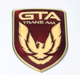 ***CLEARANCE***87-90 Flame Red GTA Front Bumper Emblem