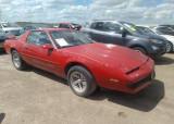1989 Pontiac Firebird Formula 350 TPI V8 Automatic 142K Miles