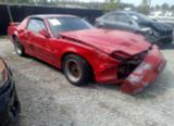 1989 Pontiac Trans Am GTA 350 TPI V8 Automatic 101K Miles