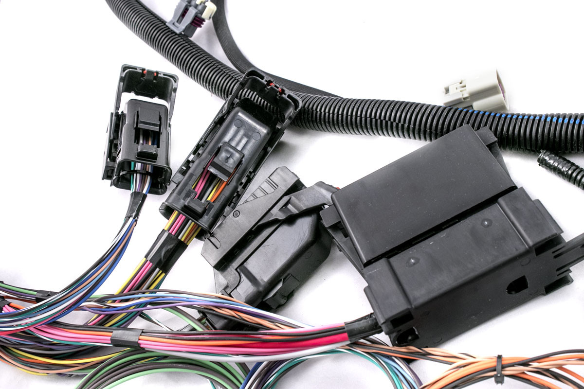 Ls1 Standalone Wiring Harness For Sale : Lsx conversion wiring harness hawks third generation