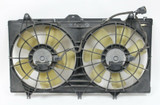 2011-17 Caprice PPV 14-17 Chevy SS Sedan Radiator Dual Electric Fans USED OEM GM