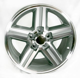 1985-1987 Camaro IROC-Z 17 x 9 Wheel Set of 4, Gray Finish- FREE SHIPPING