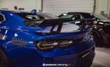 2019 Camaro ZL1 1LE Type-OE Carbon Fiber Rear Spoiler