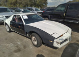 1982 Firebird Trans Am Carb V8 Automatic 186K MIles