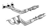 "2010-11 Camaro V6 1-3/4"" x 2-1/2"" Short System w/H-Pipe, ARH"