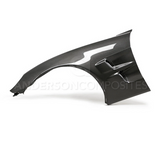 2005-13 Corvette C6 Type-ZR1 Carbon Fiber Fenders