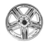 1985-1987 Camaro IROC-Z 17 x 9 Wheel Set of 4, Chrome Finish- FREE SHIPPING