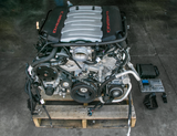 2017 Camaro SS 6.2L 20K Miles LT1 V8 Engine ONLY