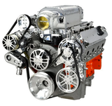 Chevy LS Victory Series Kit for Supercharger, Alternator, A/C and Power Steering for Whipple Superchargers