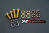 1982-2002 F-Body Rear Torque Arm hardware Kit, Moser 12-Bolt, UMI