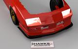 1985-90 Camaro IROC-Z / Z28 Front Splitter, Hawks