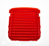 91-92 Camaro Firebird 3rd Brake Light Lens ONLY, Reproduction