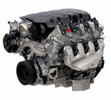 LT1 6.2L 455hp Wet Sump Crate Engine, GM Performance