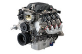 LSA 6.2L Crate Engine SC 556 Supercharged HP, Chevrolet Performance