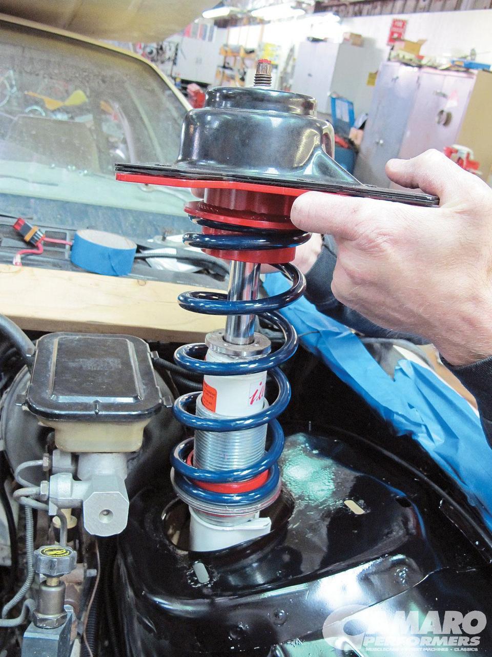 Bmr 82 Firebird Front Coil Over Conversion Kit