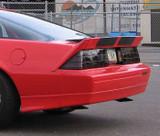 Camaro 82-86, 91-92 5 inch Rear Spoiler