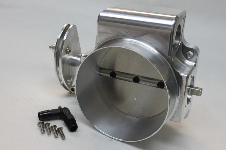 Nick Williams LSX 92mm Cable Driven Throttle Body LS1/LS2/LS6/LS3