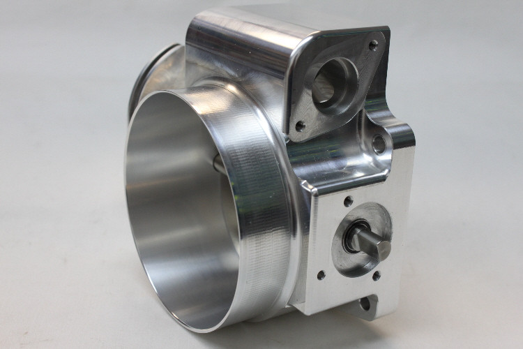 Nick Williams LSX 92mm Cable Driven Throttle Body LS1/LS2/LS6/LS3