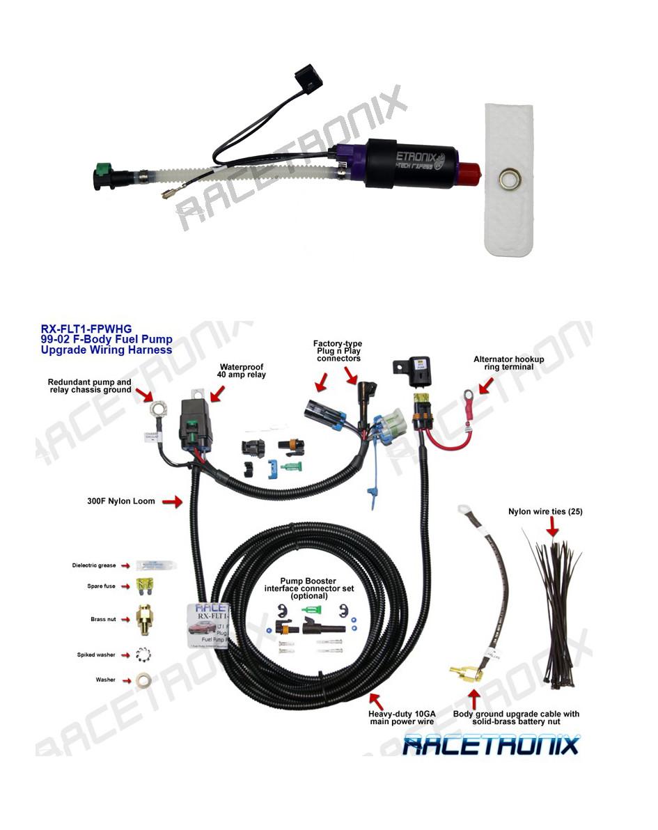 Third Gen Fuel Pump Wiring - Wiring Diagram Web