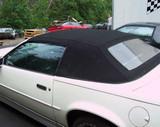 1993-2002 Camaro/Firebird Cloth Convertible Top