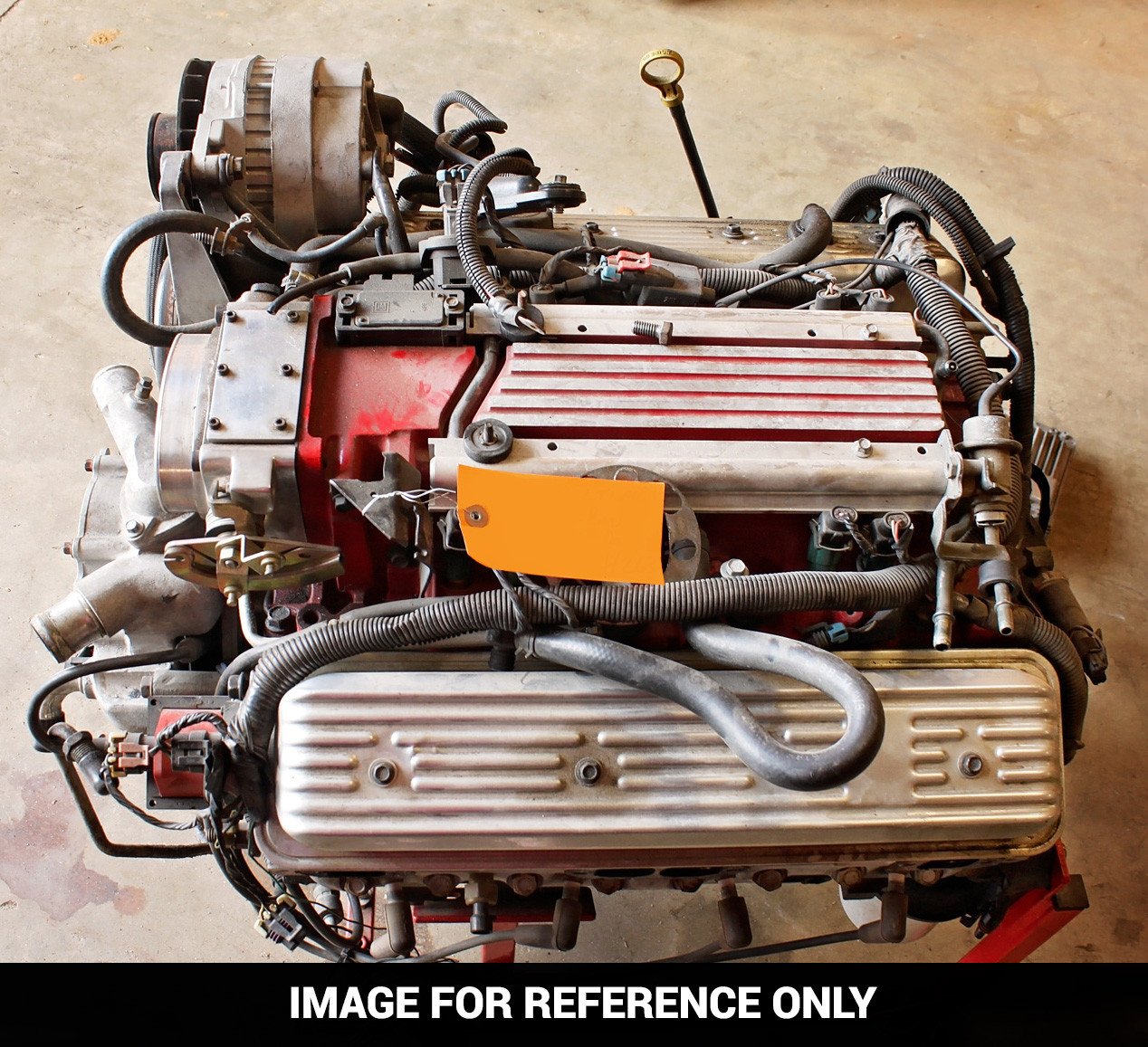 Chevy 350 Lt1 Engine 96 97: Manual For A 350 Tpi Chevy Motor