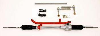 Camaro/Firebird 93-02 BMR Manual Steering Rack Kit (for use with Stock  K-Members only)