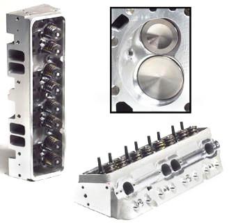 Trick Flow GenX (TM) Street/Strip Cylinder Heads for GM LT1, 5 7L
