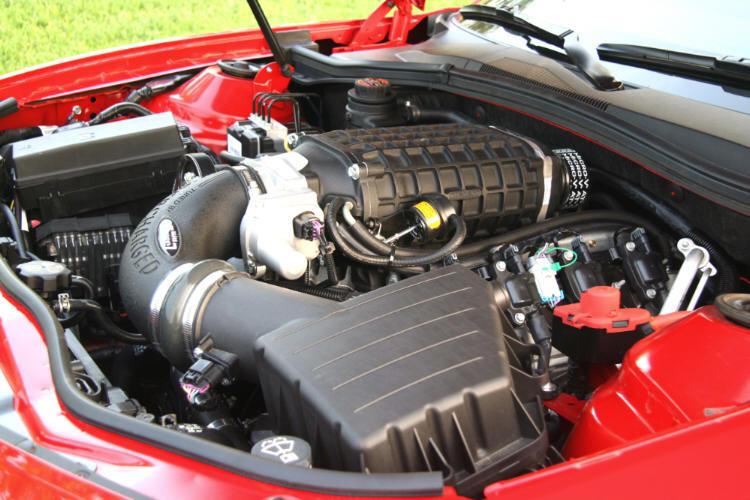 Camaro SS 6 2L LS3 2010-14 Intercooled TVS 2300 Magnuson Supercharger