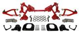Spohn Tubular K-Member / A-Arms / Coil-Over Package - SBC/BBC/LT1/3.8L V-6 for Stock Style Steering, 82-92 Camaro/Firebird