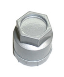 Wheel Accessories, Lug Nut Cap, Camaro /  Firebird 82-2002 Silver Wheel Lug Nut Plastic Cap, Select quantity
