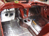 82-02 Camaro/Firebird HushMat Sound Deadening/Thermal Insulation, Select application for pricing