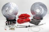 """93-02 Camaro/Firebird BAER Track4 Front 13"""" Brake Kit"""