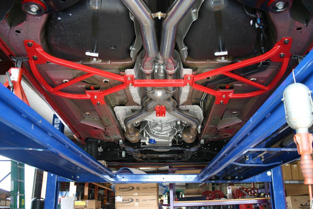 BMR 2010-2015 Camaro V8 / V6 Subframe Connectors - Hawks ...