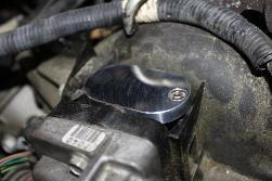 Billet LS1 INTAKE BLOCK OFF DELETE EGR Plate Camaro kit LSX Z28 TRANS AM WS6