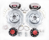 "Brake Kit, 82-92 Camaro/Firebird BAER Black Label Front Brake Kit 12"" or 13"" Rotors"