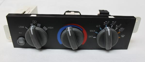 HVAC Control, 93-02 Firebird/Trans Am HVAC Heater & A/C Control Unit USED