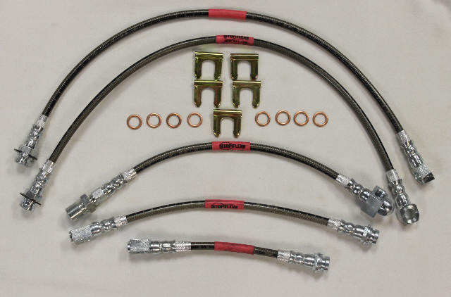 98-02 Chevrolet Camaro Front Brake Line Kit
