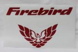 98-02 Firebird Rear Tail Light Filler Panel Decal