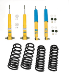 SLP Shocks & Springs Package Camaro / Firebird  93-2002, Front / Rear