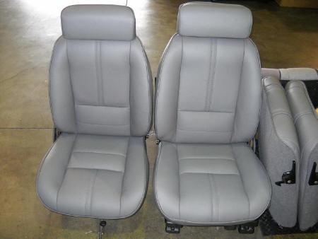 88 92 Camaro IROC Z28 RS Seat Upholstery Kit Katzkin