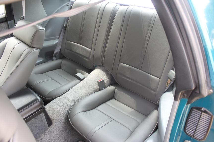 88-92 Camaro IROC Z28 RS Seat Upholstery Kit Katzkin Leather, Style with  Headrest and SPLIT style Rear Seat
