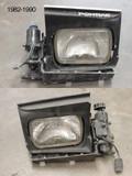 Headlamp, Firebird USED 82-92 Headlamp Assembly w/ Motor