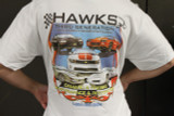 **CLEARANCE** Hawks Third Generation T-Shirt, White