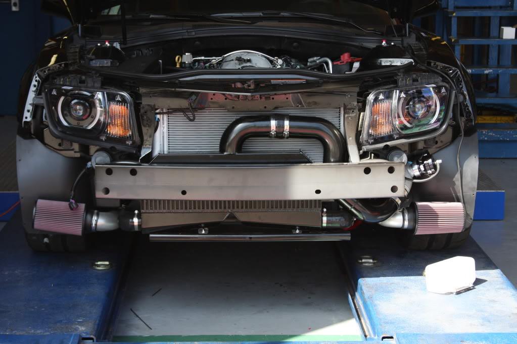 2010-2013 Camaro L99/LS3 Twin Turbo Kit - Hawks Third ...