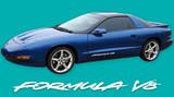 1993-94 Pontiac Formula V8 Decal Kit