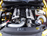 2005-2006 Pontiac GTO LS2 High Output Intercooled System w/ P-1SC-1, ProCharger