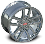 GM Used, Camaro/Firebird 93-2002 Wheels, Chrome 17x9, 10-Spoke Camaro SS
