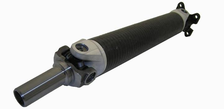2004 2006 Gto 325 Carbon Fiber 1 Piece Driveshaft W Strange