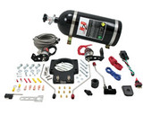 98-02 F-body 90/92mm Fast Intake Plate System, Nitrous Outlet
